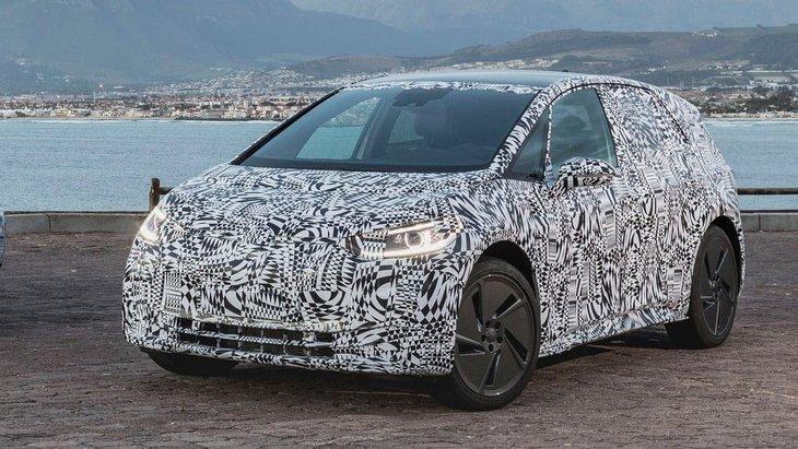 Volkswagen будет терять по 3000 евро на каждом электромобиле ID Neo 1