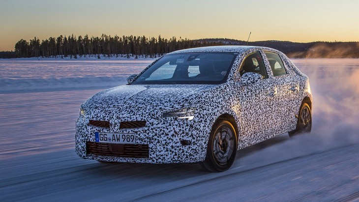 Opel заканчивает тесты нового поколения Corsa 1