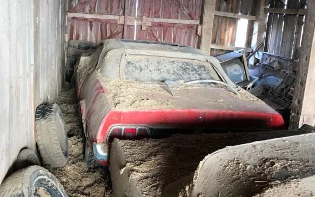 Ford Mustang 1973 года выставили на продажу за 5200 долларов 3