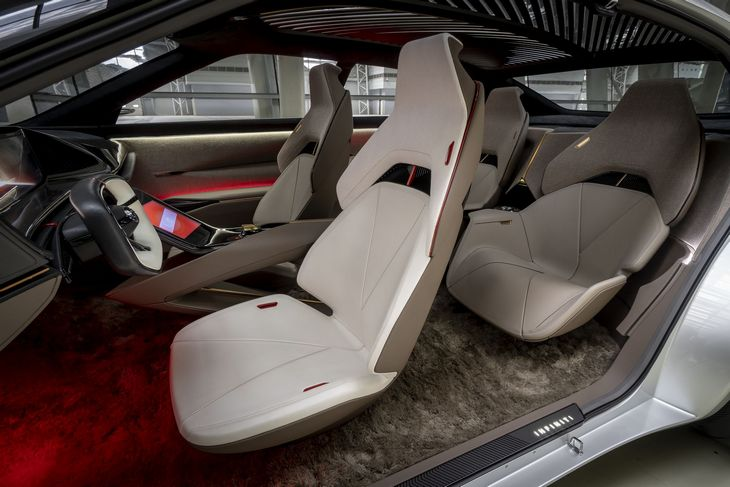 В будущих электромобилях может измениться вид заднего дивана 3