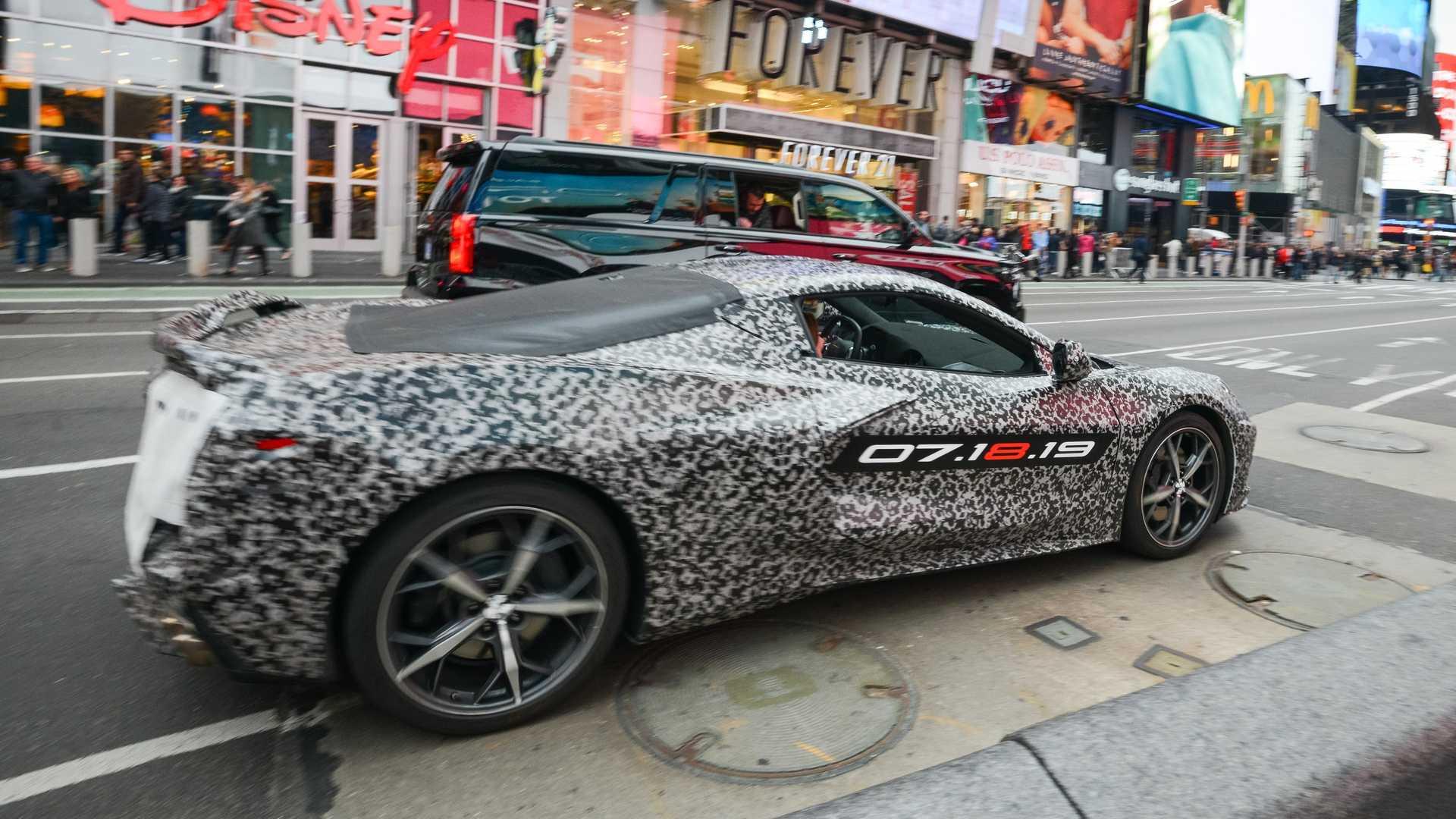 Chevrolet создаст 400 новых рабочих мест для выпуска нового Corvette C8 1