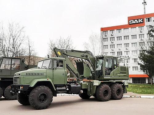 Дрогобычский завод автокранов возродился из небытия 2