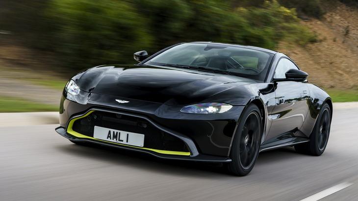 Aston Martin подготовил драйверскую версию суперкара Vantage на механике 1