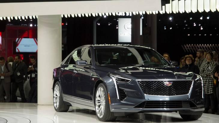 Cadillac откажется от 2-литрового мотора на седане СТ6 1
