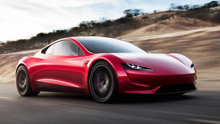 Новый Tesla Roadster сможет проезжать более 1000 километров на одной зарядке 1