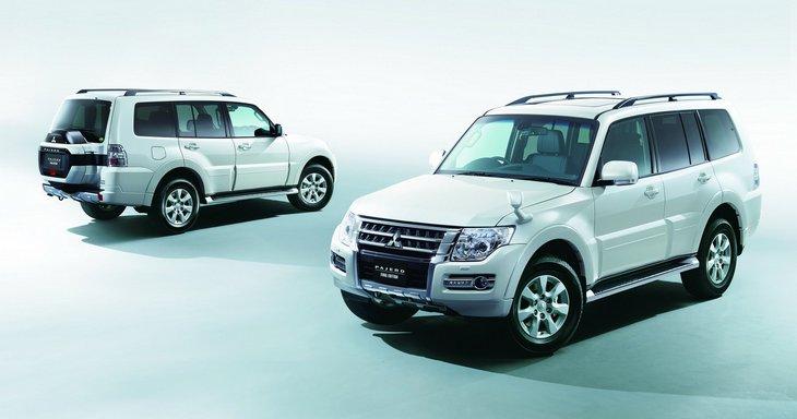 Mitsubishi прекращает выпуск модели Pajero 1