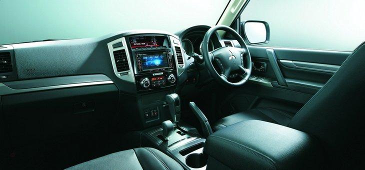 Mitsubishi прекращает выпуск модели Pajero 2