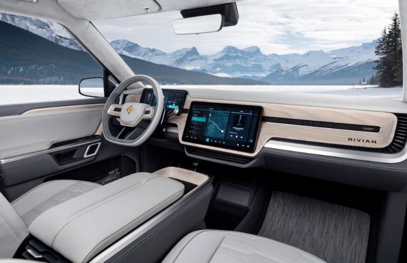 Ford вложил $500 млн в электрокары Rivian 3