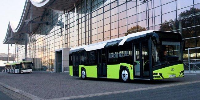 В Виннице будут тестировать польский электробус 1