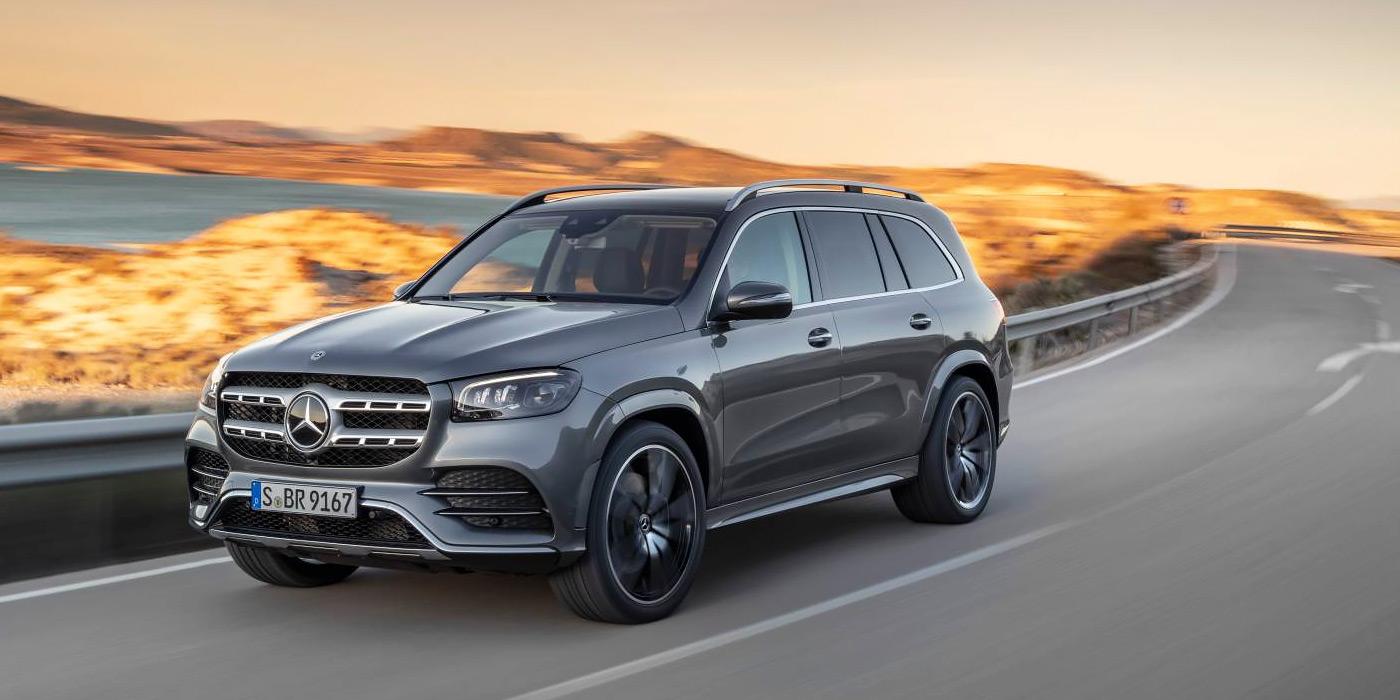 Mercedes рассказал о новом GLS для Европы 1