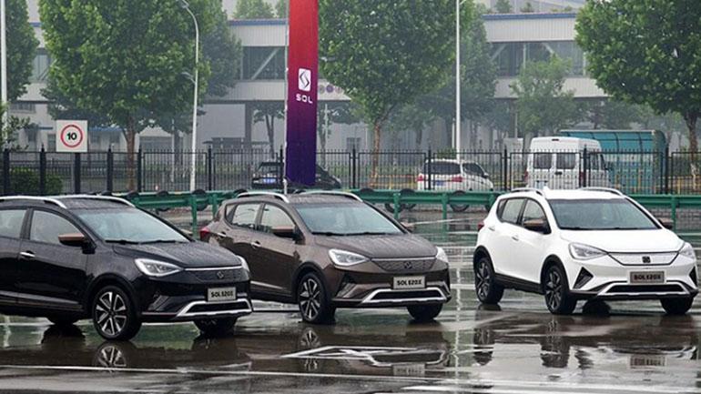 Volkswagen и JAC построят в Китае электромобильный завод 1