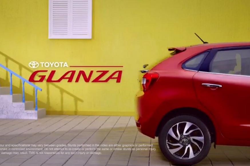Glanza – новый хэтч от Toyota 1