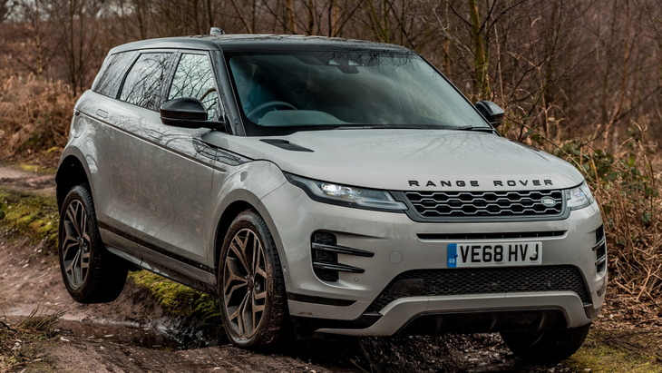 Range Rover Evoque стал первым премиальным внедорожником соответствующим экологическим стандартам RDE2 1