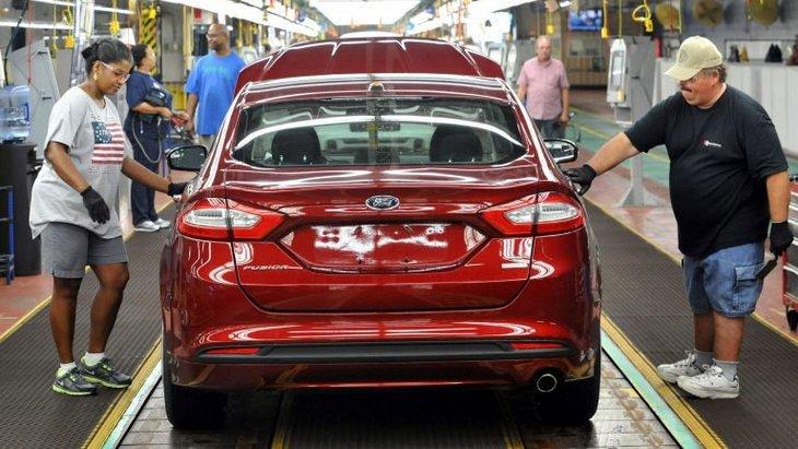 Автомобильный рынок США ожидает большое падение в 2019 году 1