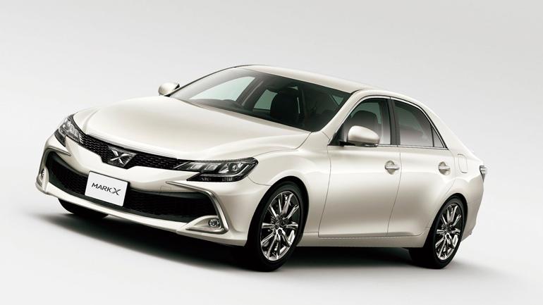 Легендарный седан Toyota Mark уходит в небытие 1
