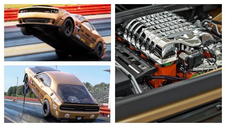 Представлен «стеклянный» рендер на Dodge Challenger Demon Hemi 3