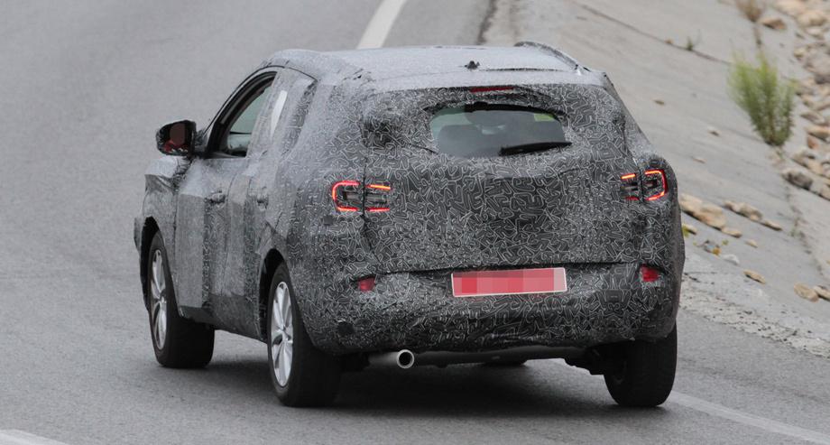 Renault затягивает обновление Koleos 2