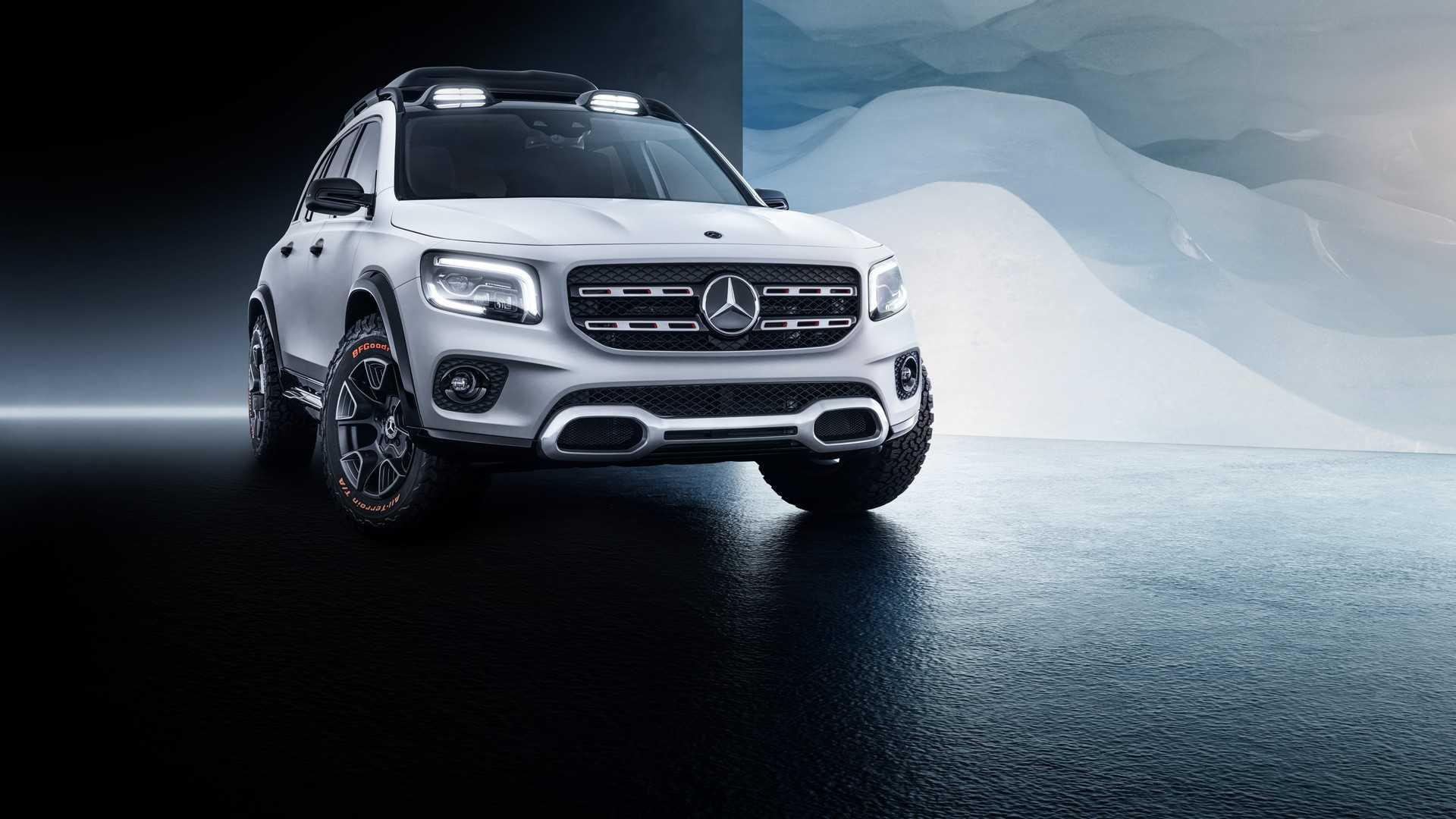 Mercedes-Benz GLB будут выпускать в Мексике 1