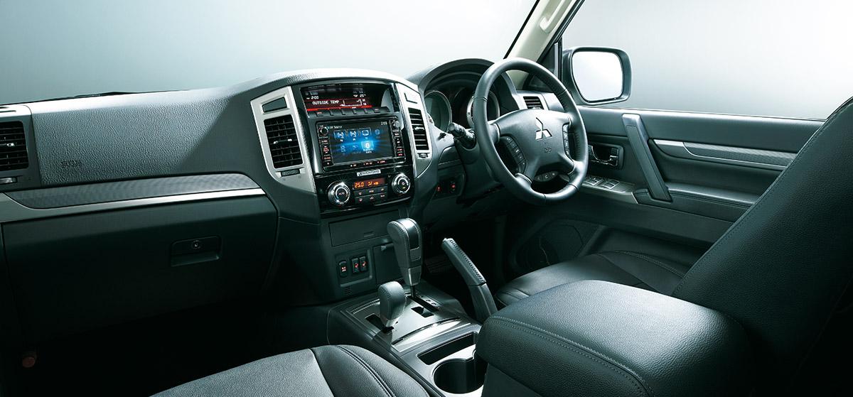 Mitsubishi Pajero: финальная версия для Японии 2
