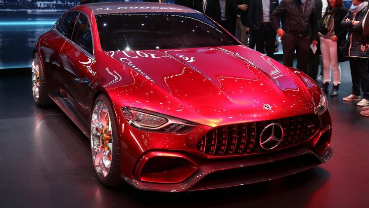 Все Mercedes-AMG станут гибридами с 2021 года 1