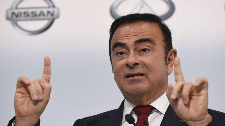 Экс-главе Nissan Карлосу Гону выдвинули очередное обвинение 1