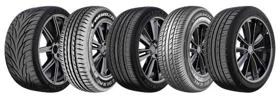 Federal Tire  – обладатель множества наград и сертификатов в шинной индустрии 2
