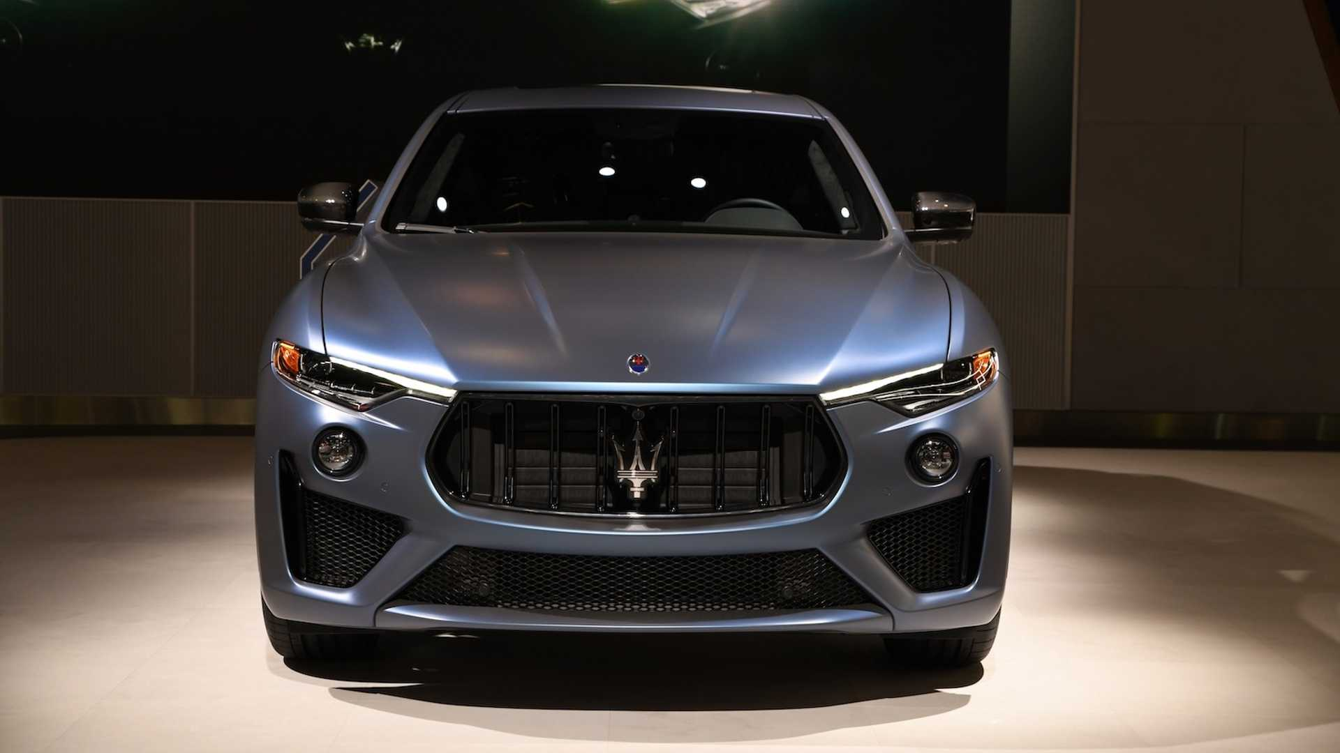 Звезда NBA Рэй Аллен купил эксклюзивный Maserati Levante 1