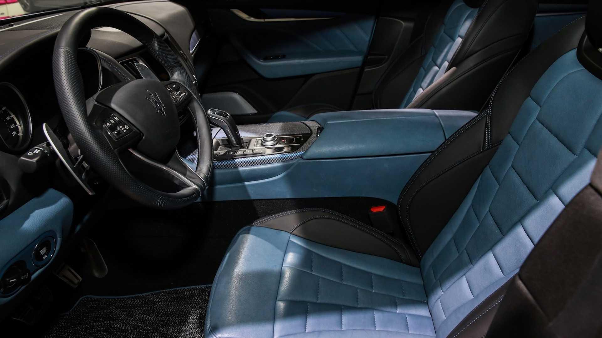 Звезда NBA Рэй Аллен купил эксклюзивный Maserati Levante 2