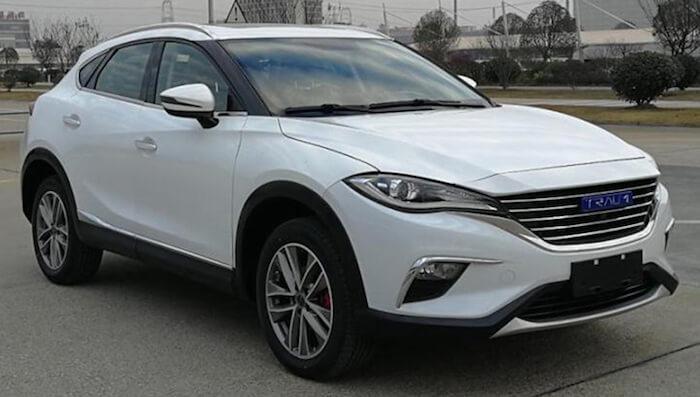 Китайці з Zotye готують «вбивцю» Mazda CX-4 1