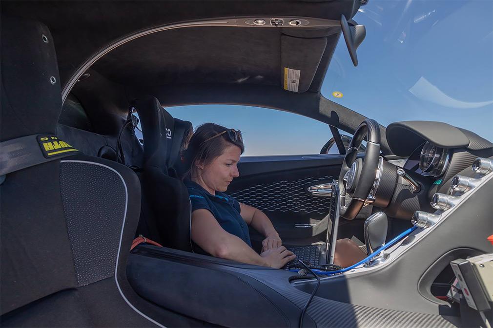 В Bugatti рассказали об экстремальных испытаниях гиперкара Divo 3
