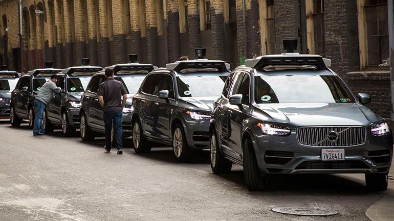 Компании инвестируют в Uber 1 млрд долларов для создания беспилотных авто 1