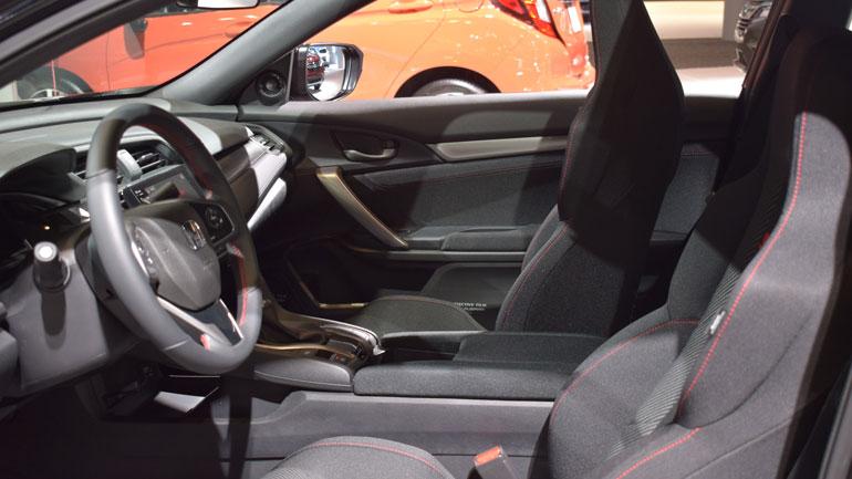 Honda представила «заряженный» Civic в модификации Si 3