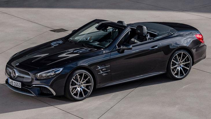 Mercedes подтвердил выпуск следующего поколения AMG SL 1