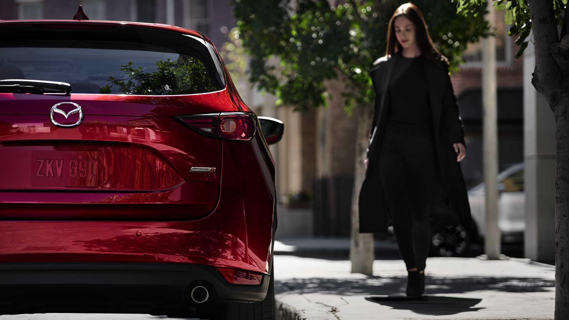 Mazda CX-5 получила вариант с дизельным двигателем 2