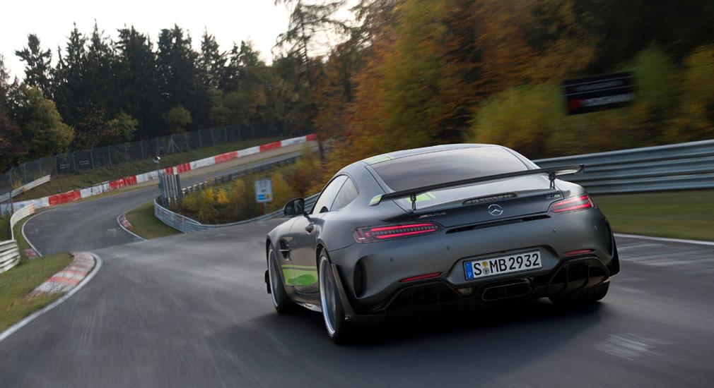 Mercedes-AMG выпустит быстрейший автомобиль в своей истории 2