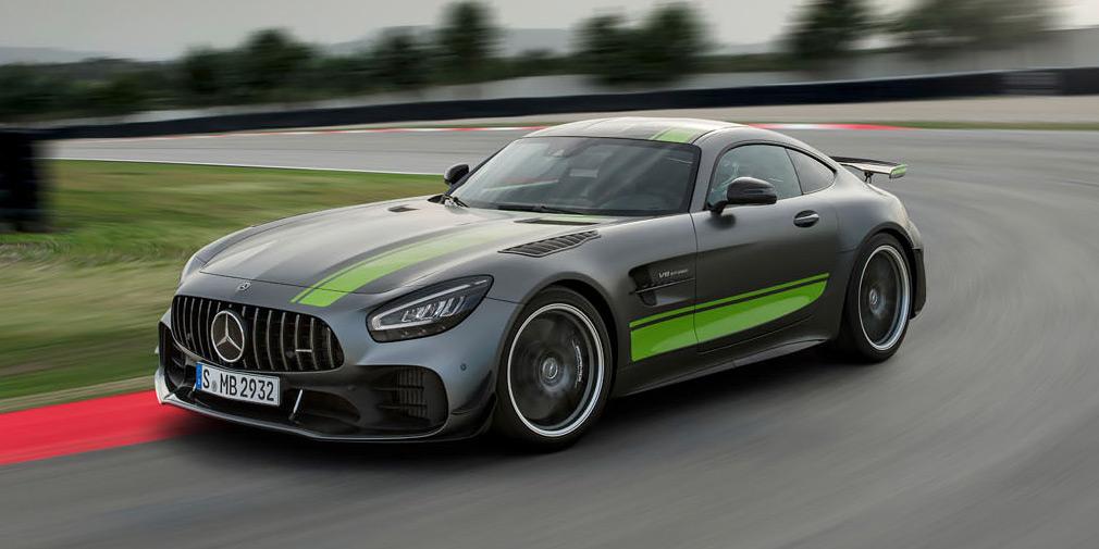 Mercedes-AMG выпустит быстрейший автомобиль в своей истории 1