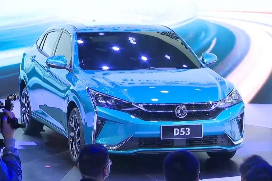 Дебютировал прототип Dongfeng 1