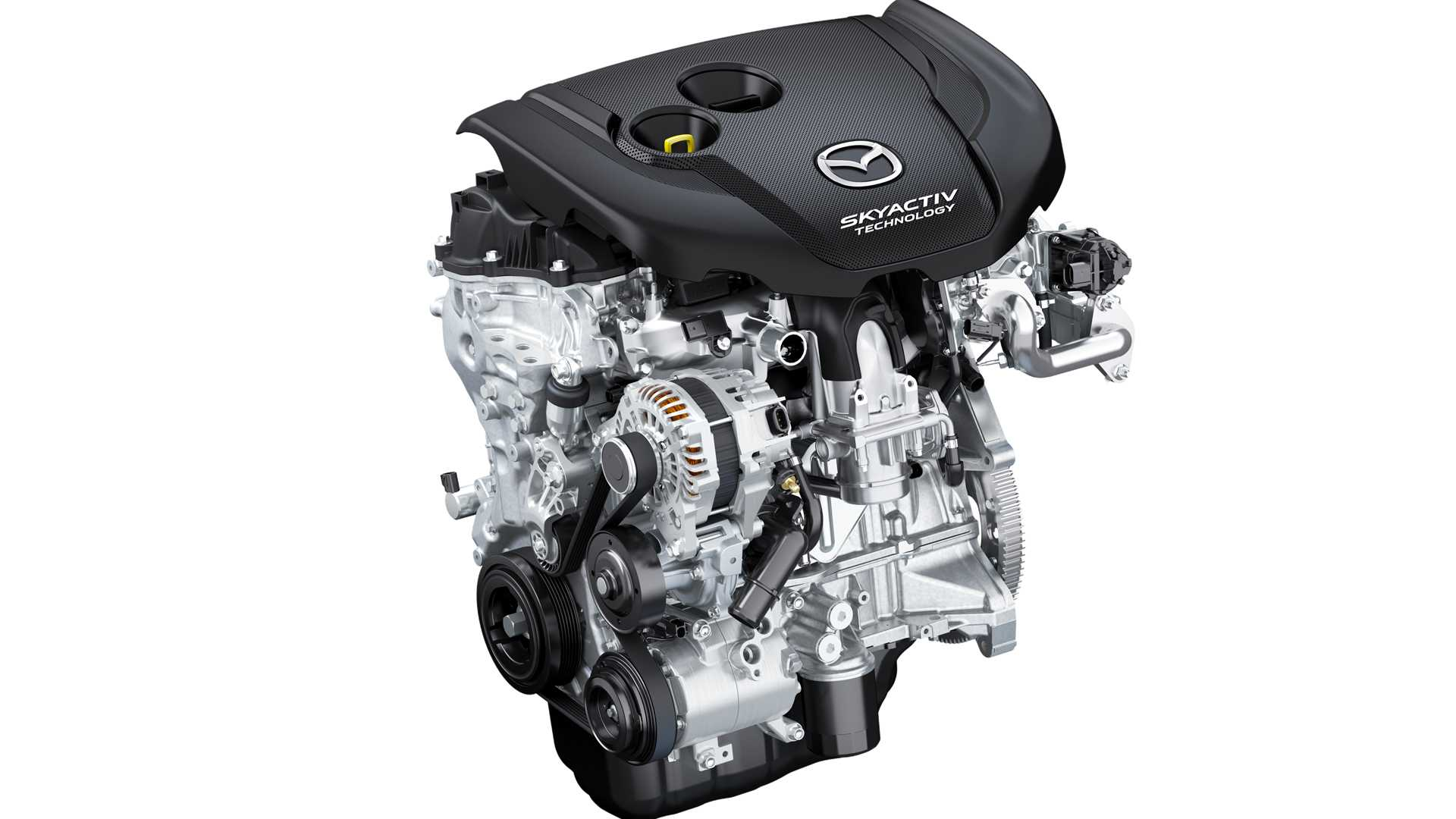 Mazda CX-5 получила вариант с дизельным двигателем 3