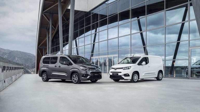 Toyota представила новый ProAce City 1