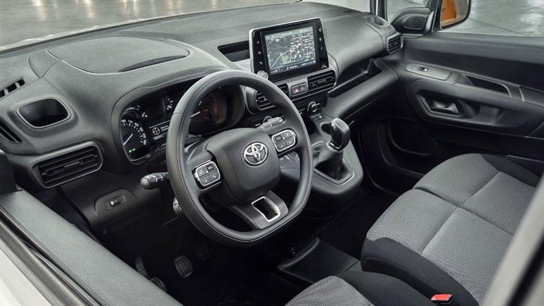 Toyota представила новый ProAce City 2