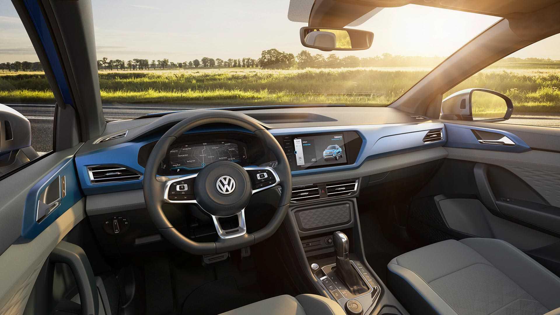 Volkswagen привёз концептуальный пикап Tarok в Нью-Йорк 3