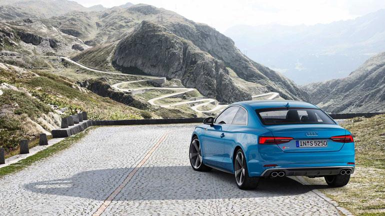 Audi S5 обзаведется дизельным V6 с большим крутящим моментом 1