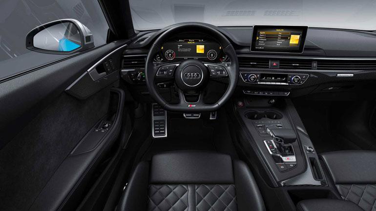 Audi S5 обзаведется дизельным V6 с большим крутящим моментом 2