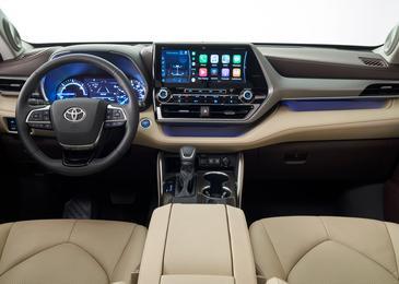 Представлен новый Toyota Highlander 2