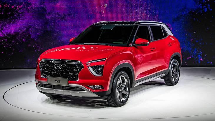 Hyundai выпустила второе поколение Creta 1