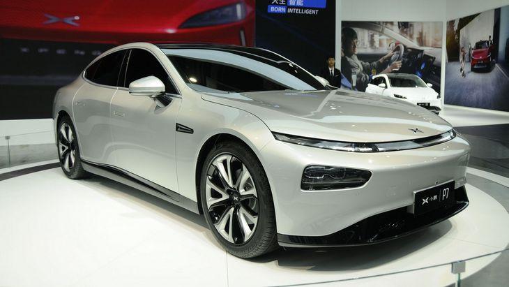 Китайский Xpeng обещает электромобиль с 600 километрами пробега уже в 2020 году 1