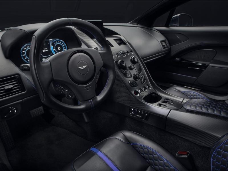 Aston Martin представил первую полностью электрическую модель 3