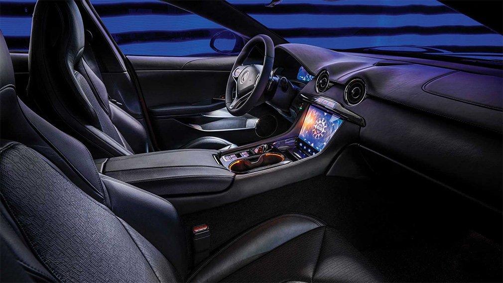 В Шанхае дебютировал новый гибрид Karma с двигателем BMW 3