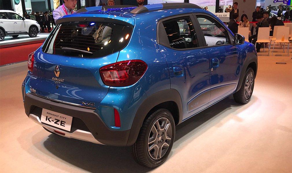 Renault запустил в серию доступный электрический кроссовер 2