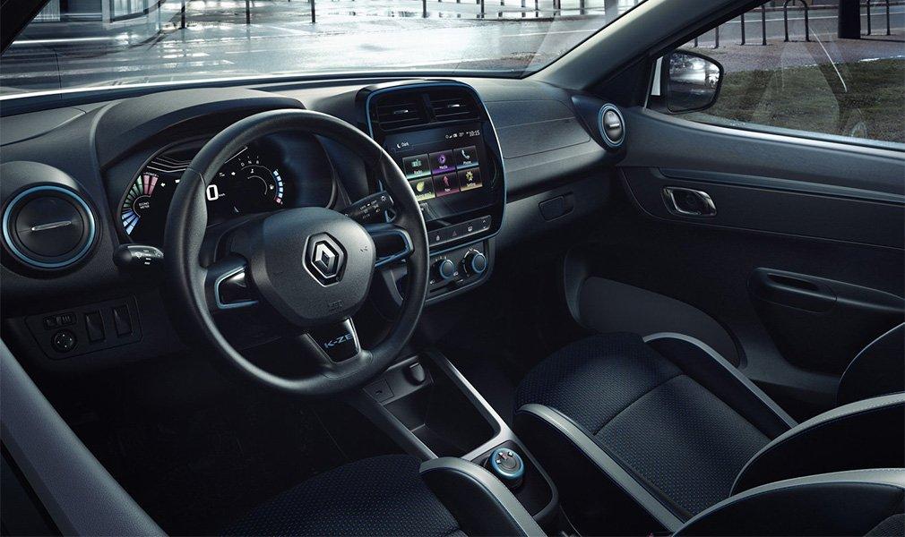 Renault запустил в серию доступный электрический кроссовер 3